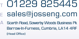 Contact Joss Engineering